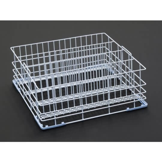 4 Division Tilt Glass Rack (385x385mm)