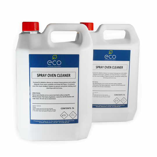 Spray Oven Cleaner - 20 Litres