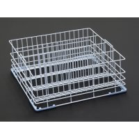 4 Division Tilt Glass Rack (400x400mm)